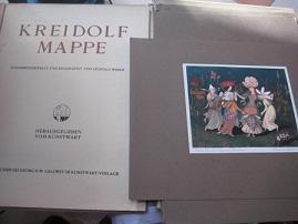 Kreidolf Mappe: Weber, Leopold: