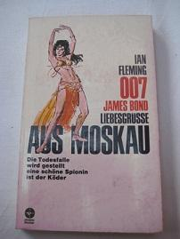 007 James Bond Liebesgrüsse aus Moskau: Fleming, Ian: