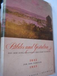 Bilder und Gestalten aus der Vergangenheit der: Strüder, Julius und