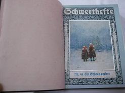Schwerthefte 41-50 Neue Sammlung spannendster Erzählungen, Abenteuer
