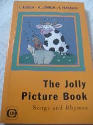 The Jolly Picture Book Songs and Rhymes: Auböck, Inge: