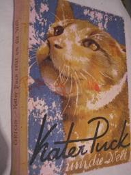 Kater Puck reist um die Welt: Grigs, Mary: