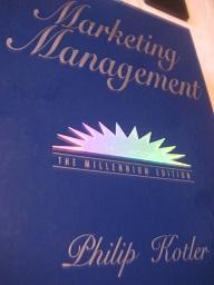 Marketing Management The Millennium Edition: Kotler, Philip: