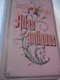 Justus Perthes Atlas Antiquus Taschen-Atlas der Alten: Kampen, Alb. van,