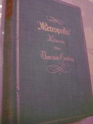 Metropolis Roman: Harbou, Thea, von: