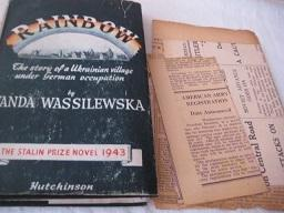 Rainbow The story of a Ukrainian village under German occupation
