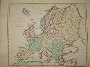An Accurate Map of Europe