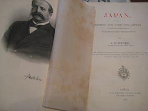 Japan Skizzen von Land und Leuten EA: Exner , A. H.: