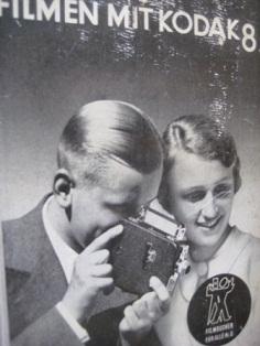 Filmen mit Kodak-Acht: Stüler, A.: