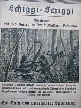 Schiggi-Schiggi Abenteuer des Leo Parcus in den: Strauß, Fritz: