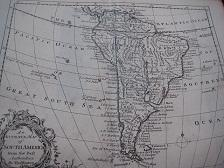 An accurate map of South America