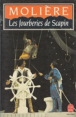 Les Fourberies de Scapin (Ldp Theatre) (French: Moliere