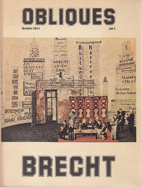 Brecht.: Richard, Lionel (Hg.)