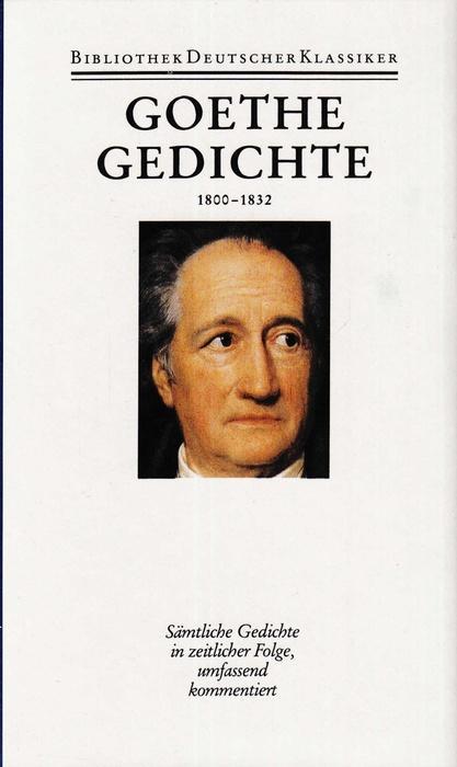 Gedichte 1800 1832