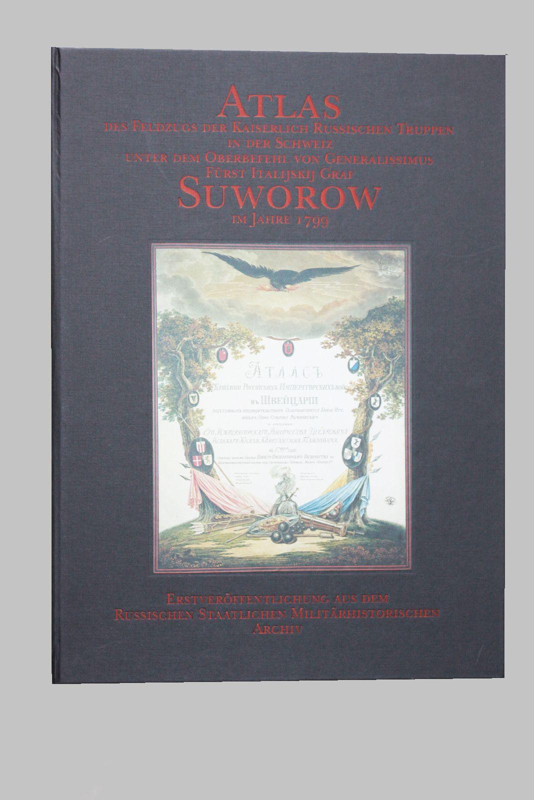 c33c8b842ffb0 Atlas des Feldzuges der kaiserlich russischen Truppen  Suworow