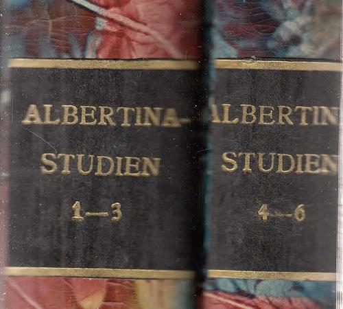 Albertina-Studien. - [2 Bände].
