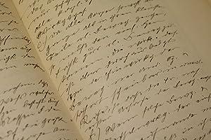 [Notizbuch eines Lexikographen - um 1900]. -: Schmitz, M.: