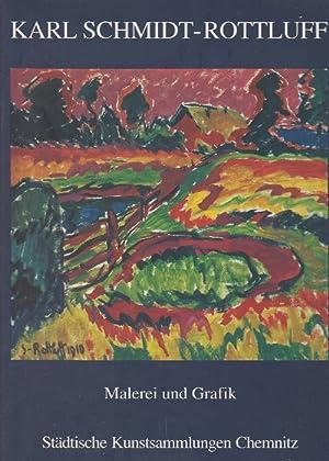 Karl Schmidt-Rottluff: Malerei und Grafik: Bestandskatalog I.: Anna, Susanne (Hg.)