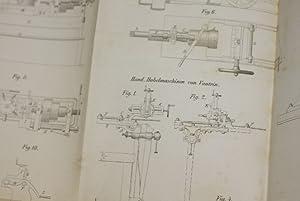 Maschinen und Materialien für die Gewerbe auf der Welt-Ausstellung zu Paris im Jahre 1867. ...