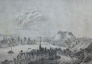 Koblenz und Ehrenbreitstein. -: Richter. J.: