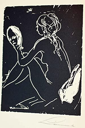 Graphische Kunst Heft 3. -[ 1. Jhrg. 1973/74]. -