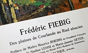 Frédéric Fiebig: Des Plaines de Courlande au: Lehni, Nadine; Marie-Jeanne