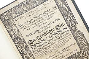 Refugium Omnium Piorum Et voluntas corundem ultima.: Wagner, Johannes