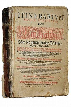 Itinerarium Sacrae Scripturae Das ist Ein Reisebuch: Bünting, Heinrich