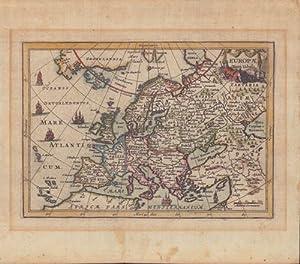 [Orbis Terrarum Veteribus Cogniti Typus Geographikus; Africae descriptio; Americae descriptio; ...