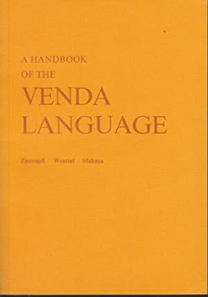A Handbook of the Venda Language.