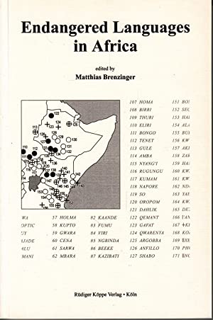 Endangered Languages in Africa.