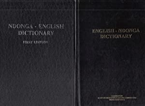 [English-Ndonga- und Ndonga-English-Dictionary. 2 Bände].