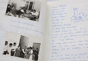 Gruppenchronik. - [Chronik der Ortsgruppe Lübeck der DJO - 1961]. -
