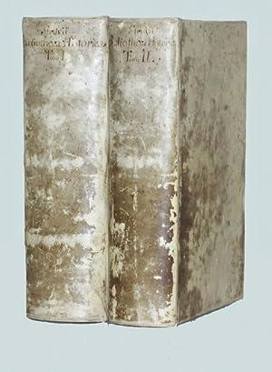 Bibliotheca Historica Selecta in suas classes distributa cuius primas lineas duxit. - [2 Teile in 2...