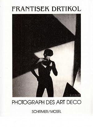 Frantisek Drtikol: Photograph des Art Deco.: Farova, Anna