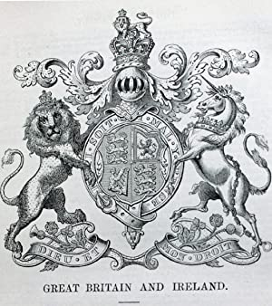 A genealogical and heraldic dictionary of the peerage and baronetage of the British Empire. - Twe...