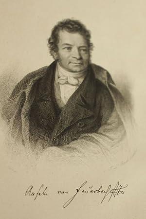 Anselm Ritter von Feuerbach's Leben und Wirken aus seinen ungedruckten Briefen und Tagebüchern,...