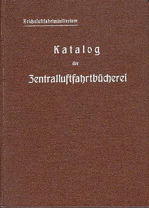 Katalog der Zentralluftfahrtbücherei.