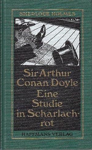 Eine Studie in Scharlachrot.: Doyle, Arthur Conan