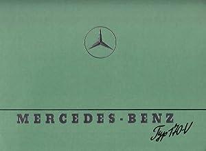Mercedes-Benz Typ 170-V. - [Mercedes-Benz-Prospekt].