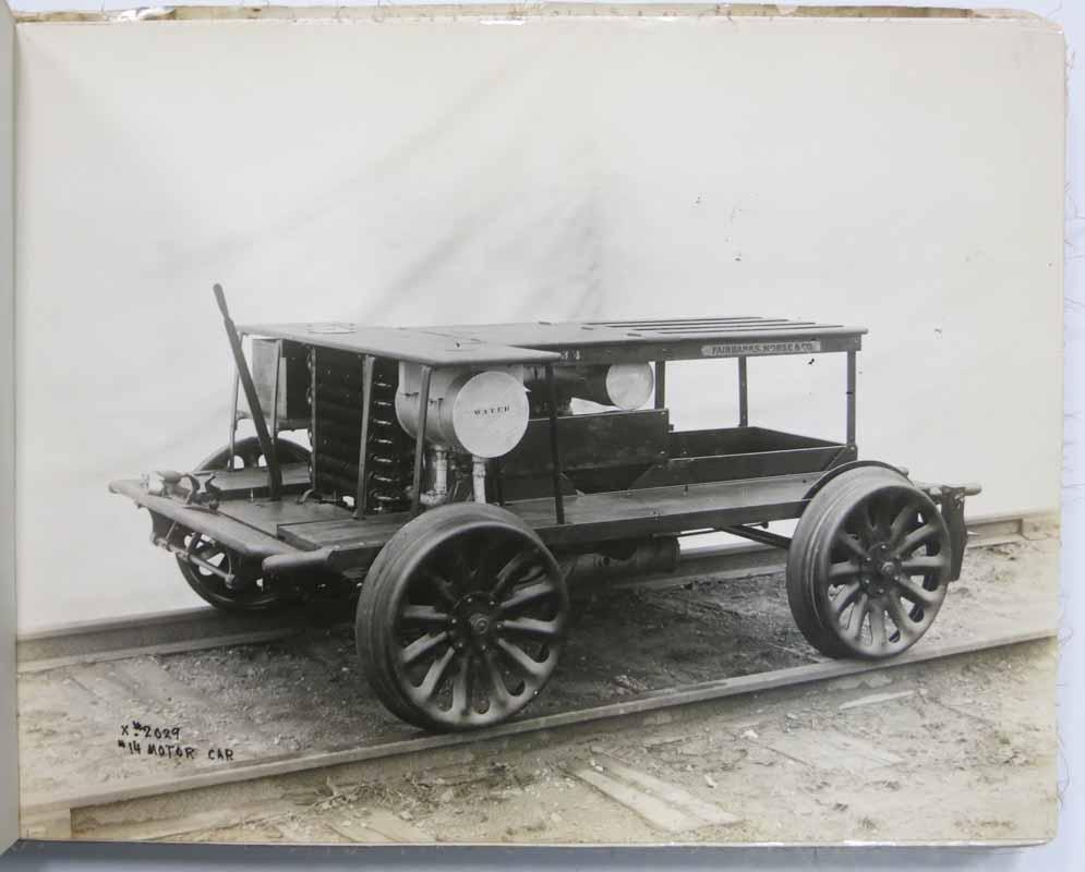SHEFFIELD CAR COMPANY PHOTOGRAPHIC CATALOGUE by Fairbanks, Morse ...