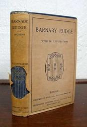 BARNABY RUDGE. Vol XV. The Works of: Dickens, Charles [1812