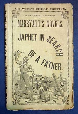 JAPHET In SEARCH Of A FATHER. Marryatt's: Marryatt [also Marryat,