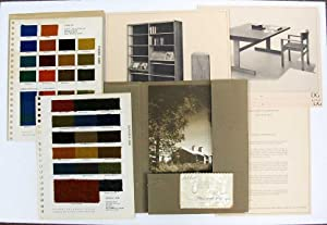 DESIGN SAMPLE CATALOGUE For A PORTLAND LIBRARY DESIGN FURNITURE GROUP: Library Design Sample ...
