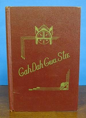 GAH DAH GWA STEE. [Sunday, in Cherokee]: Sunday, W[illiam]. E[sther.