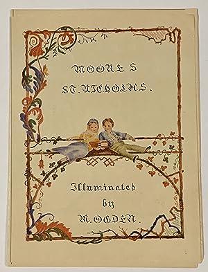 VISIT From ST. NICHOLAS. [Moore's St. Nicholas: Clement C. Moore].