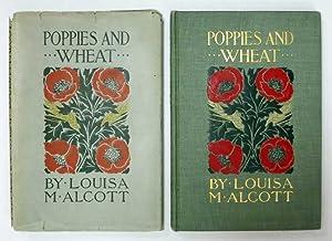 POPPIES And WHEAT: Alcott, Louisa M[ay.