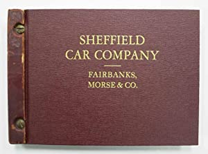 SHEFFIELD CAR COMPANY PHOTOGRAPHIC CATALOGUE: Fairbanks, Morse &
