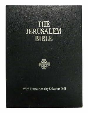 The JERUSALEM BIBLE: Dali, Salvador, 1904