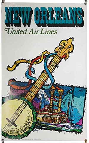 NEW ORLEANS. United Air Lines
